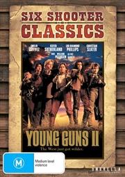 Young Guns II | DVD