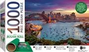 Sydney Harbour Jigsaw With Felt Roll