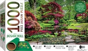 Japanese Garden Jigsaw With Felt Roll | Merchandise