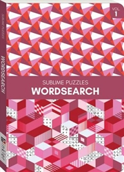 Word Search Vol 1 | Merchandise