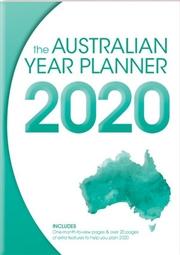 Australian Planner 2020 | Paperback Book