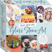 Glass Stone Art Box Set (2019 Ed) | Merchandise