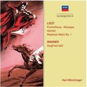 Liszt: Prometheus; Mephisto Waltz No. 1; Mazeppa; Hamlet. Wagner - Siegfried Idyll | CD