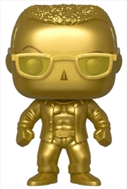 WWE - The Rock Gold Metallic US Exclusive Pop! Vinyl [RS]
