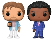 Miami Vice - Crockett & Tubbs US Exclusive Pop! Vinyl 2-Pack [RS] | Pop Vinyl