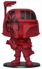 "Star Wars - Boba Fett BURG US Exclusive 10"" Pop! Vinyl [RS]"