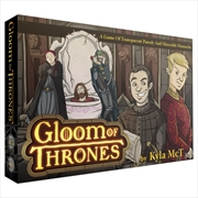 Gloom Of Thrones Board Game