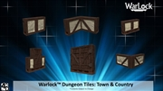 WarLock Tiles - Town & Country | Merchandise