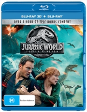 Jurassic World - Fallen Kingdom | 3D + 2D Blu-ray