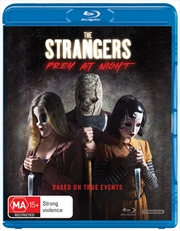 Strangers - Prey At Night, The | Blu-ray
