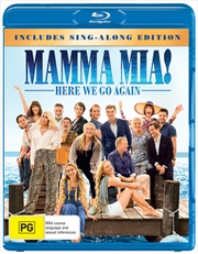 Mamma Mia - Here We Go Again!