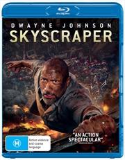 Skyscraper | Blu-ray