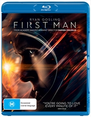 First Man | Blu-ray