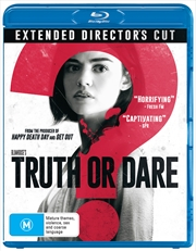 Truth Or Dare - Extended Director's Cut | Blu-ray