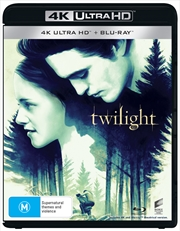 Twilight | Blu-ray + UHD