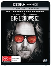 Big Lebowski | Blu-ray + UHD, The