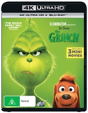 Grinch | Blu-ray + UHD, The