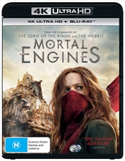 Mortal Engines | Blu-ray + UHD