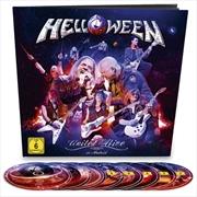 United Alive - Limited Edition Super Deluxe Boxset