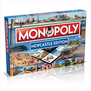 Monopoly - Newcastle Edition