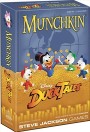 Disney Munchkin Duck Tales