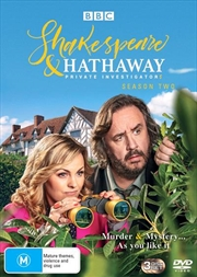 Shakespeare and Hathaway - Private Investigators - Series 2
