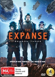 Expanse - Season 3, The | DVD