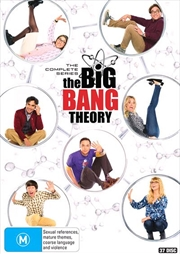 Big Bang Theory | Complete Collection, The | DVD