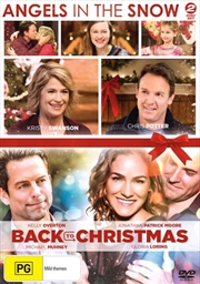 Angels In The Snow / Back To Christmas | DVD