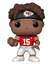 NFL: KC - Patrick Mahomes US Exclusive Pop! Vinyl [RS] | Pop Vinyl