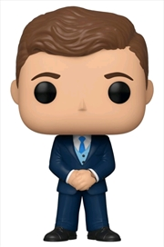 Icons - John F Kennedy Pop! Vinyl