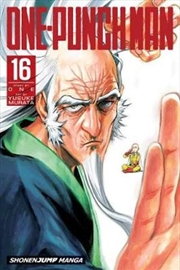 One Punch Man Vol 16 | Paperback Book
