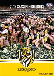 AFL - 2019 Premiers Season Highlights | DVD