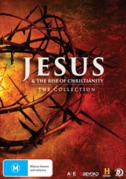 Jesus and The Rise Of Christianity Collection | DVD