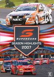V8 Supercars - Championship Series Highlights - 2007 | DVD