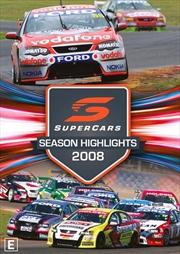 V8 Supercars - Championship Series Highlights - 2008 | DVD