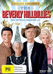 Beverly Hillbillies - Season 1-5 | Collection, The | DVD