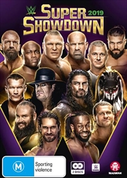 WWE - Super Show-Down 2019 | DVD