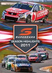 V8 Supercars - Championship Series Highlights - 2011 | DVD