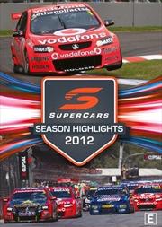 V8 Supercars - Championship Series Highlights - 2012 | DVD