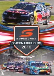 V8 Supercars - Championship Series Highlights - 2013 | DVD