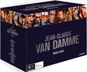 Jean-Claude Van Damme Mega Pack | DVD