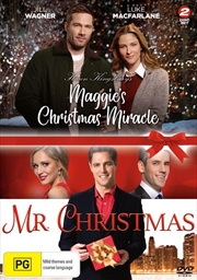 Maggie's Christmas Miracle / Mr. Christmas