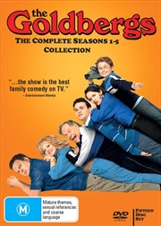 Goldbergs - Season 1-5 | Collection, The | DVD