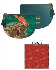 Fox and the Hound - Peekaboo Log Card Holder | Apparel