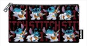 Lilo and Stitch - Stitch Elvis Print Pouch | Merchandise