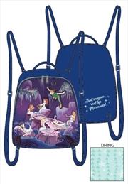 Peter Pan - Mermaids Mini Backpack | Apparel