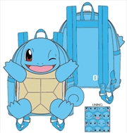 Pokemon - Squirtle Mini Backpack | Apparel