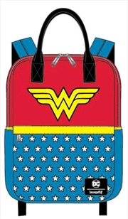Wonder Woman - Classic Costume Backpack | Apparel