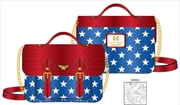 Wonder Woman - Classic Costume Crossbody Bag | Apparel